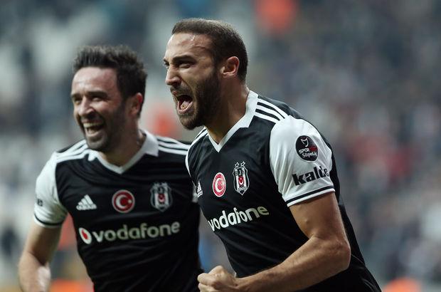 Beşiktaş Cenk Tosun'a güveniyor