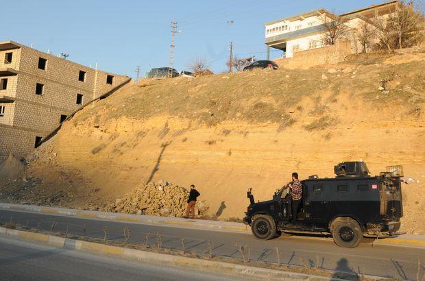 Mardin'de bir mahallede sokağa çıkma yasağı ilan edildi