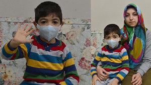 5 yaşındaki Yasin Ege Pars ilik bekliyor