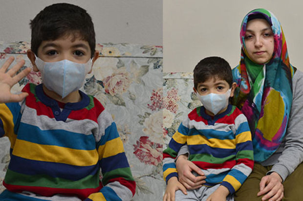5 yaşındaki Yasin ilik bekliyor