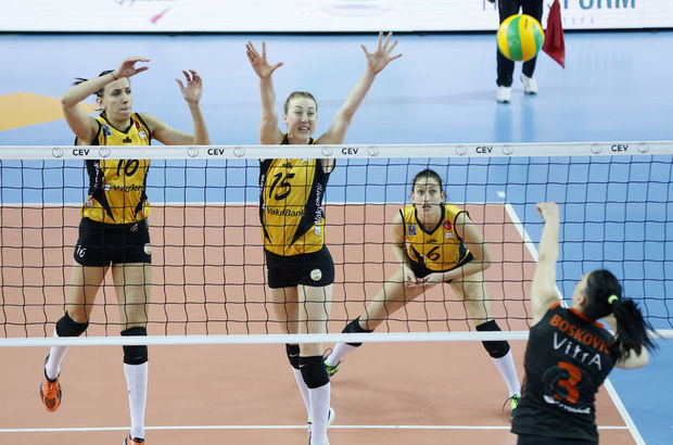 Vakıfbank - Uralochka-NTMK maçı ne zaman, saat kaçta?
