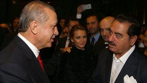 İbrahim Tatlıses'ten Cumhurbaşkanı Erdoğan paylaşımı