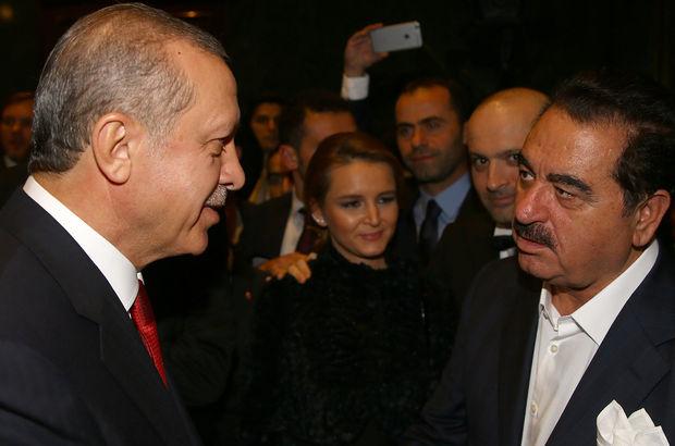 İbrahim Tatlıses, Cumhurbaşkanı Erdoğan'ın doğum gününü kutladı