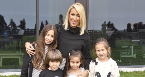 'Çocuklarıma vakit ayırmayı seviyorum'