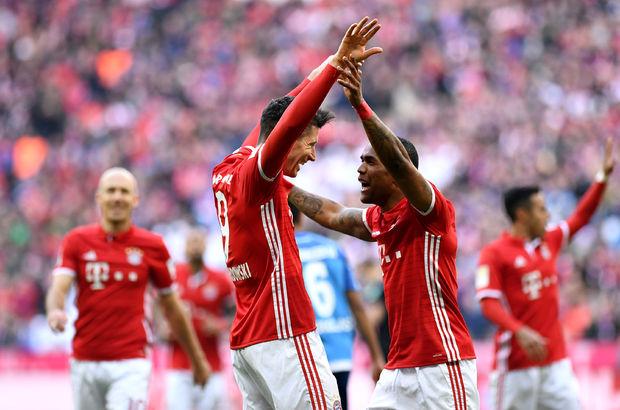 Avrupa liglerinde futbol heyecanı sürüyor
