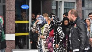 Konya'da uyuşturucu baskını
