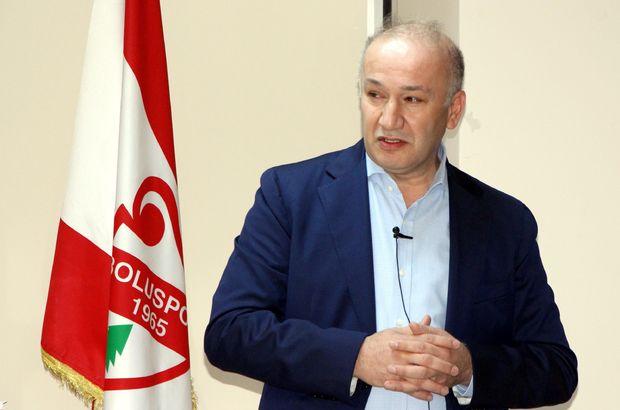 Necip Çarıkçı: Samsunspor mağlubiyetini kabul edemiyorum