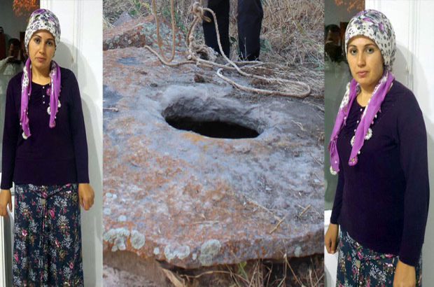 Kayseri'deki kuyu cinayetinde yargılanan Rukiye Tülay'a ağırlaştırılmış müebbet ve 20 yıl hapis