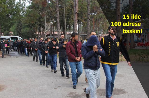 Adana merkezli dolandırıcılık operasyonu