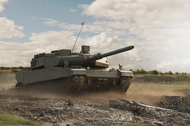 Altay Tankı'nda güç grubu sözleşmesi iptal oldu