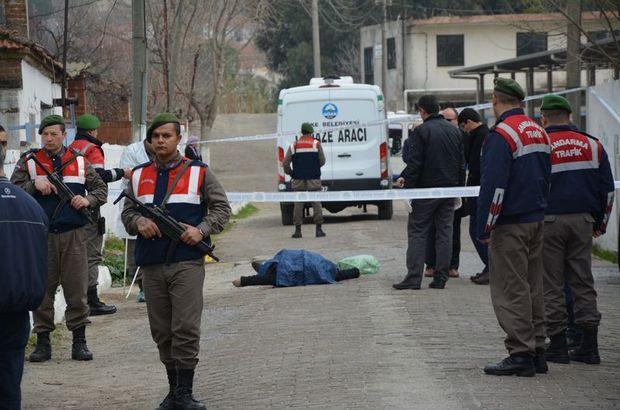 Aydın'da pazardan dönen adam yolda öldürüldü
