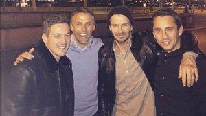 Phil Neville'ın 40'ıncı yaş gününü kutladılar