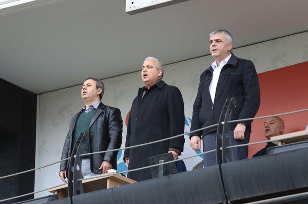 Akhisar Belediyespor Başkanı Hüseyin Eryüksel'den uyarı
