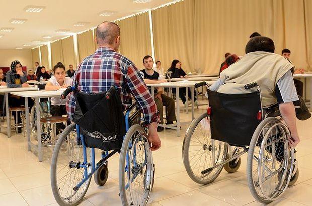 Engelli öğretmen atama başvuruları ne zaman bitecek?