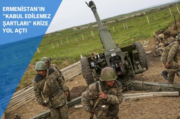 Azerbaycan: Ermenistan'ın yeni talepler ileri sürmesi üzerine 5 askerin cesedi hala alınamadı