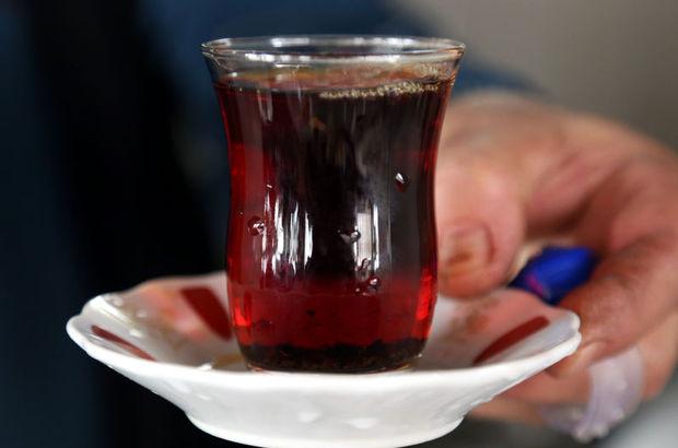 Erzurum'da eve giren hırsız çay içtiği bardağı bile çaldı
