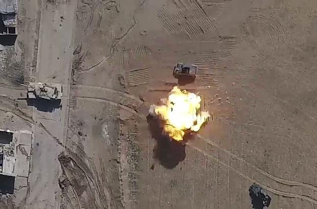 Ladin'in damadını drone ile öldürdüler!