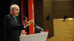 CHP'nin referandum sloganı: Geleceğimiz için hayır
