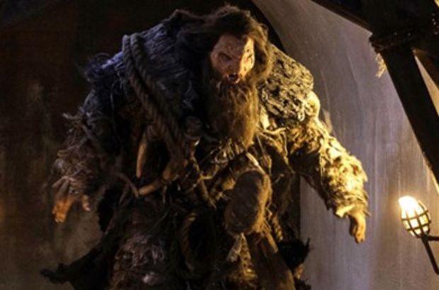 Game of Thrones'un 'dev'i Neil Fingleton hayatını kaybetti