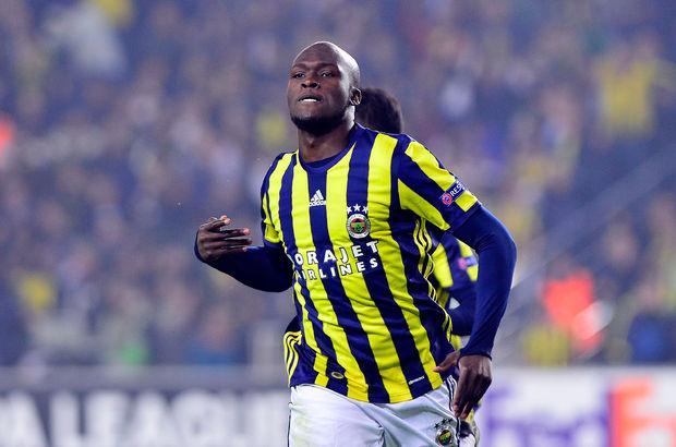 Moussa Sow, 'Beşiktaş'ı beğendi, sosyal medyayı salladı!