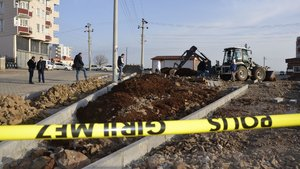 Şanlıurfa'da poşetten patlamamış el bombası çıktı