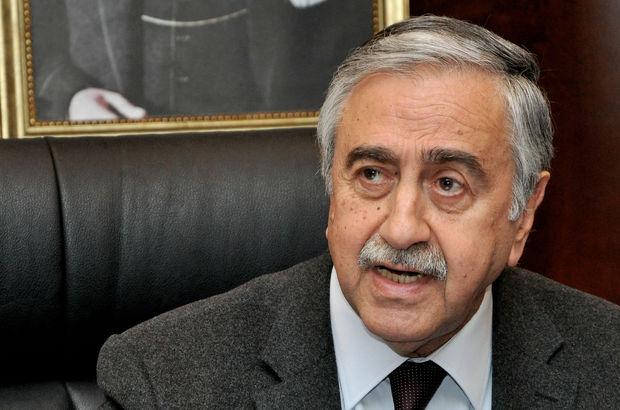 Mustafa Akıncı liderler toplantısına katılmayacak
