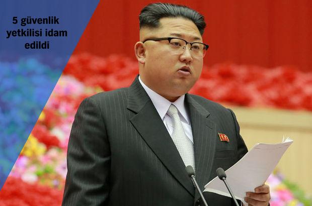 Kim Jong-un'u