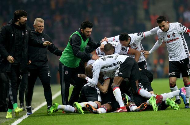 Galatasaray: 0 - Beşiktaş: 1 | DERBİ SONUCU
