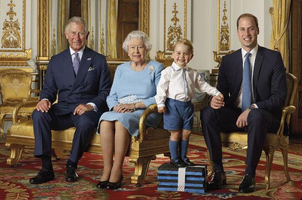 Kraliyet ailesinin mantık ötesi kuralları! Tam o anda yemeği kesip...