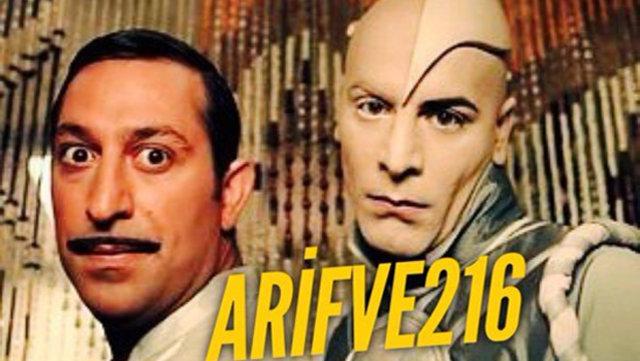 Cem Yılmaz'ın stand-up gösterileri 'Arif ve 216'ya takıldı