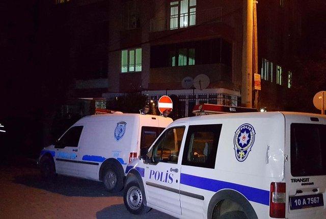 Balıkesir'deki öğretmen cinayetinin katil zanlısı uyuşturucu bağımlısı