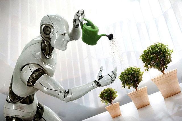 Robotlar dünyayı ele geçirecek!