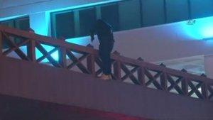 Antalya'da intihar girişimi