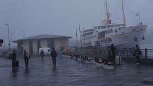 İstanbul'da şehir hatlarının tüm seferleri iptal edildi