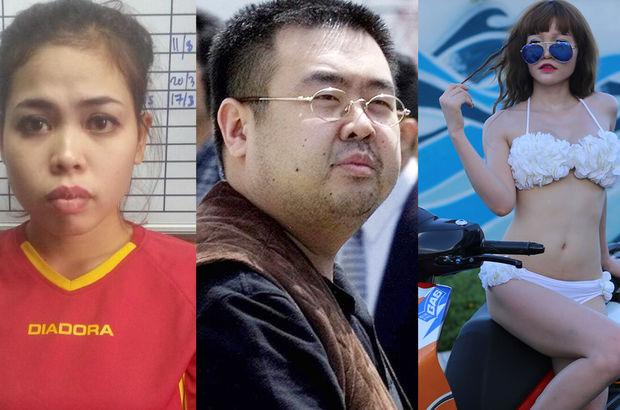 Kim Jong-nam suikastında flaş gelişme! Ölüm cezası alabilirler...