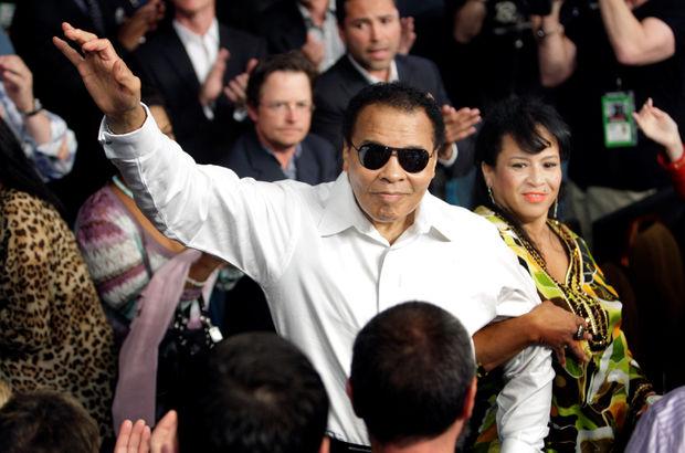 Muhammed Ali'nin gözaltına alınan oğlu konuştu: Babam hayatta olsaydı...