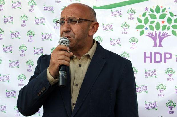 HDP'li milletvekili Önlü için 'Zorla getirilme' kararı