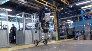 Robot Handle yeniden ekranlarda!