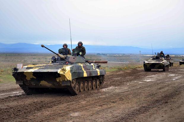 Cephe hattındaki çatışmada bir Azerbaycan askeri şehit oldu