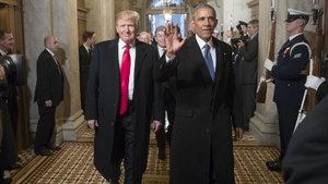 Trump 'suçluyu' buldu: Bu işin arkasında Obama var