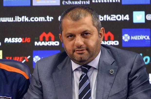 Başakşehir Futbol Kulübü Asbaşkanı Mustafa Saral: