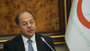 """Sağlık Bakanı Recep Akdağ: """"Açıkta sigara satılmasının önüne geçeceğiz"""""""