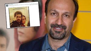 ABD Dışişleri, Asgar Ferhadi'yi önce tebrik etti sonra tweet sildi!