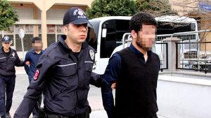 Mersin'e eylem için gelen PKK'lı yakalandı