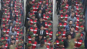 Cumhurbaşkanı Erdoğan'a suikast girişimi davasında beşinci duruşma