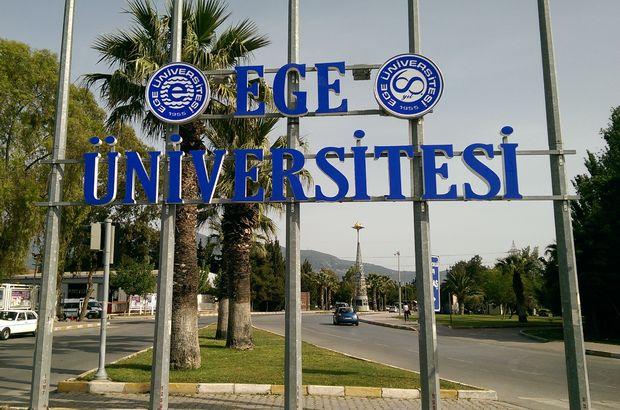 Ege Üniversitesi Rektörü Mustafa Cüneyt Hoşcoşkun açığa alındı