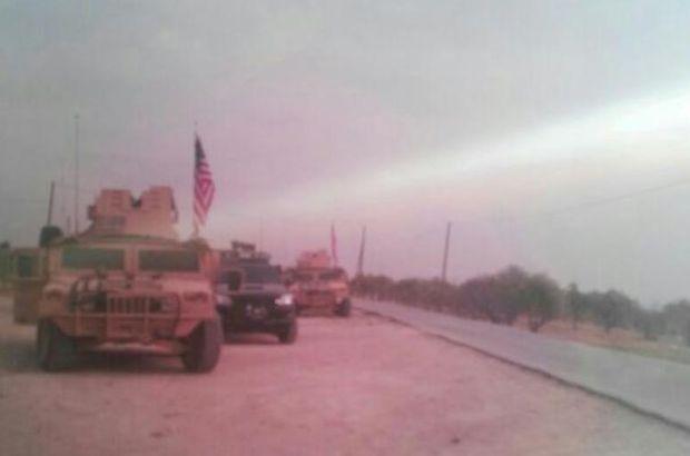 'ABD Münbiç çevresine askeri birliğini yerleştiriyor' iddiası