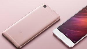 Xiaomi Mi 5C'yi tanıttı!