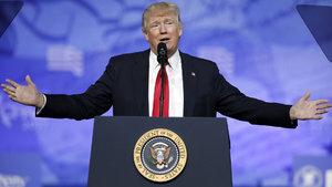 ABD Başkanı Trump bu akşam ilk kez Kongre'de konuşacak