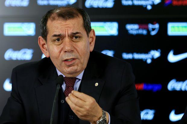Dursun Özbek'e ceza